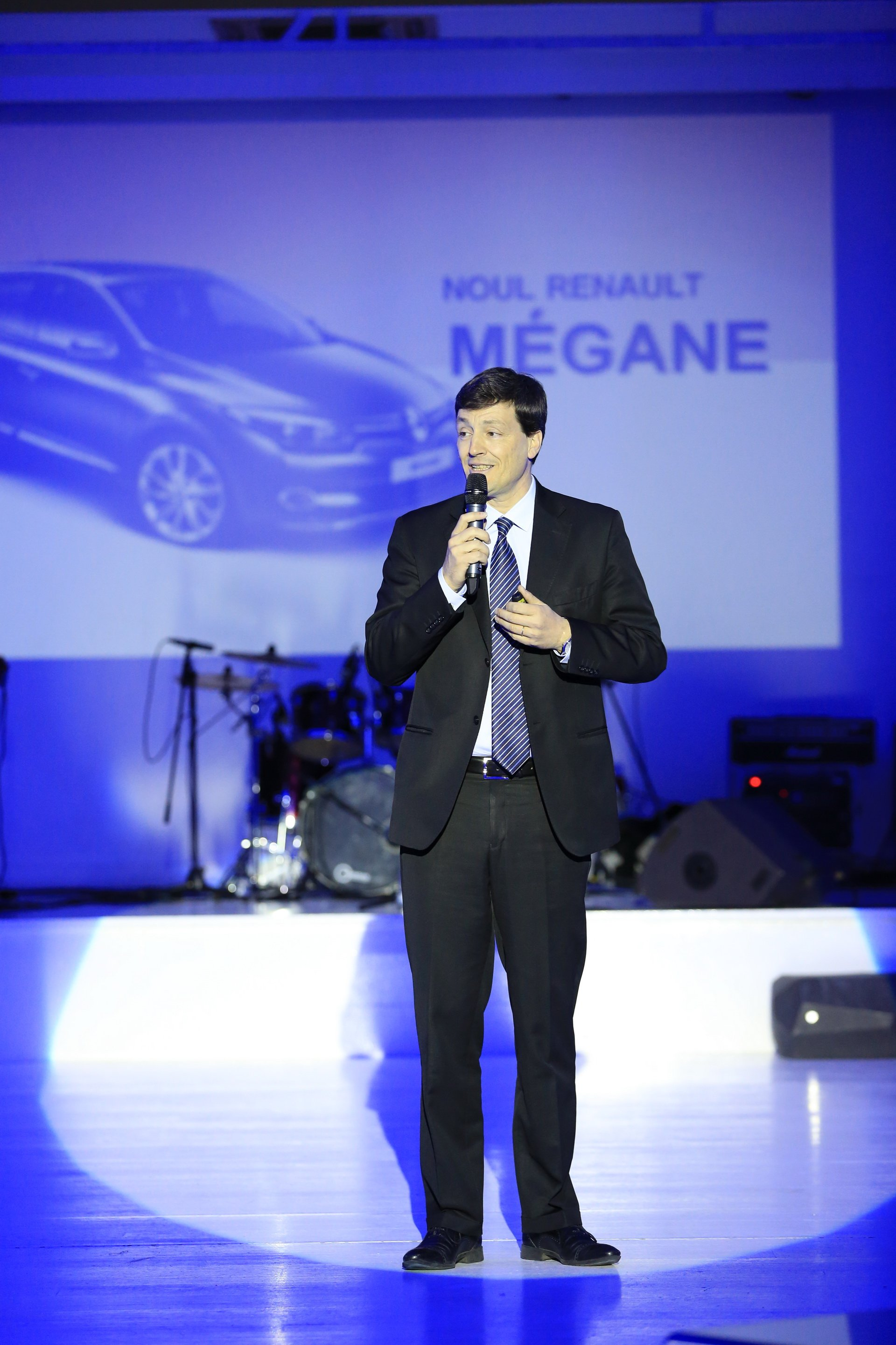 Thomas Dubruel - Director General Renault Commercial Roumanie
