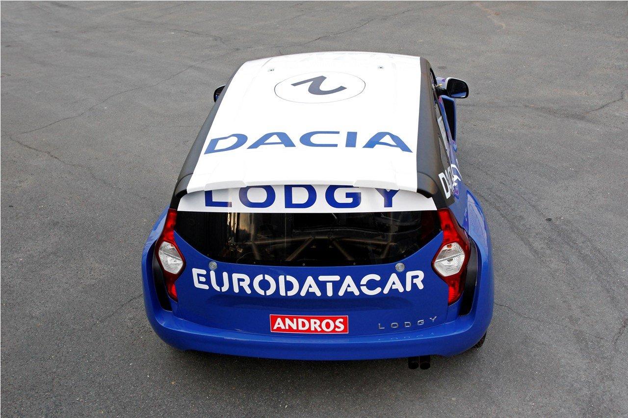 Team DACIA. Trophée Andros 2011-2012. Pilotes : Alain PROST. Nicolas PROST. Evens STIEVENART.  *** Local Caption *** _A9L6229 DACIA - TORK - 20111111DAC0053004