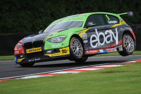 Colin Turkington (GBR) eBay Motors BMW 125i M Sport