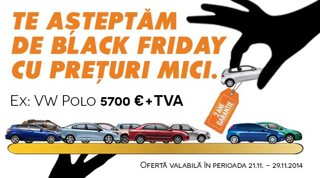 Sixt SH - Black Friday